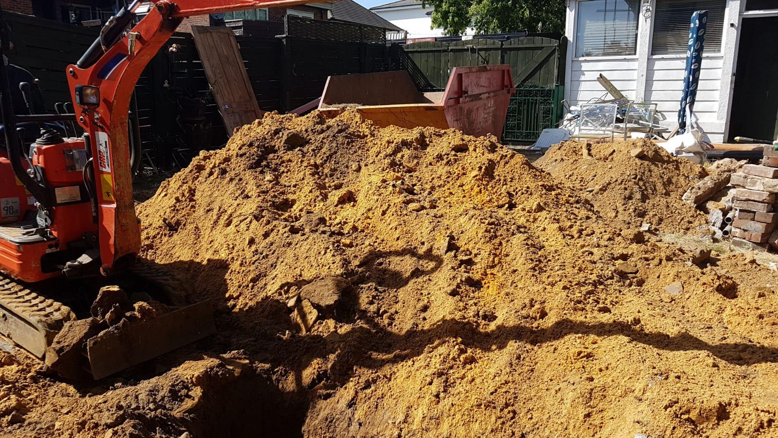 Groundworks & Demolition