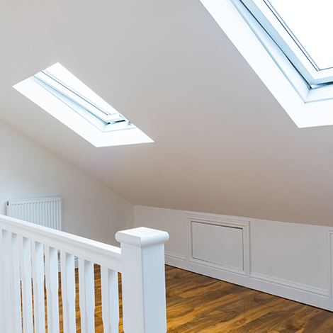 Russell Hewes loft conversion renovation in mitcham london