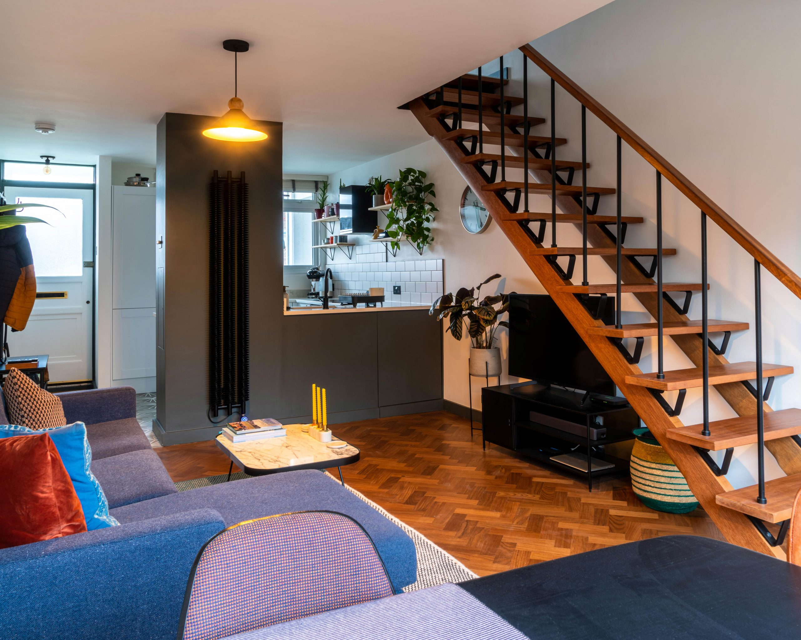 Russell Hewes house renovation in london putney