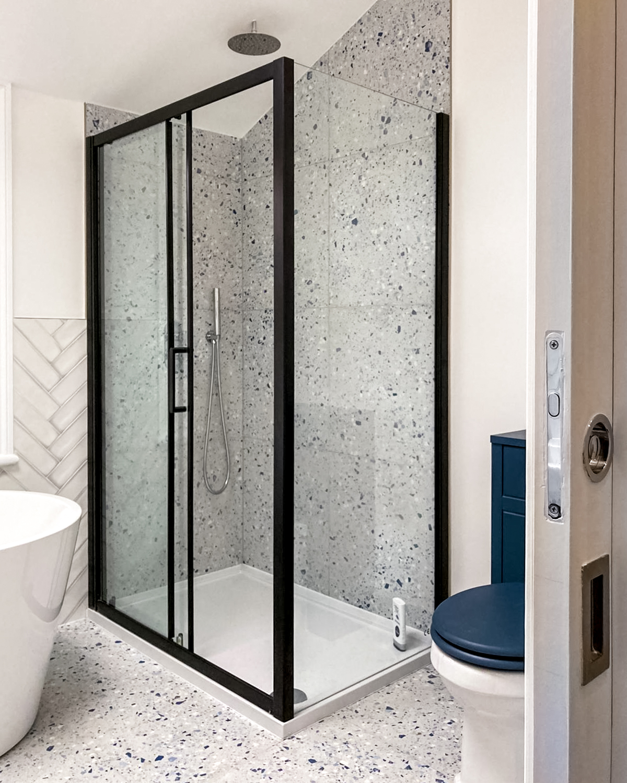 Dulwich Bathroom Renovation Russell Hewes Ltd