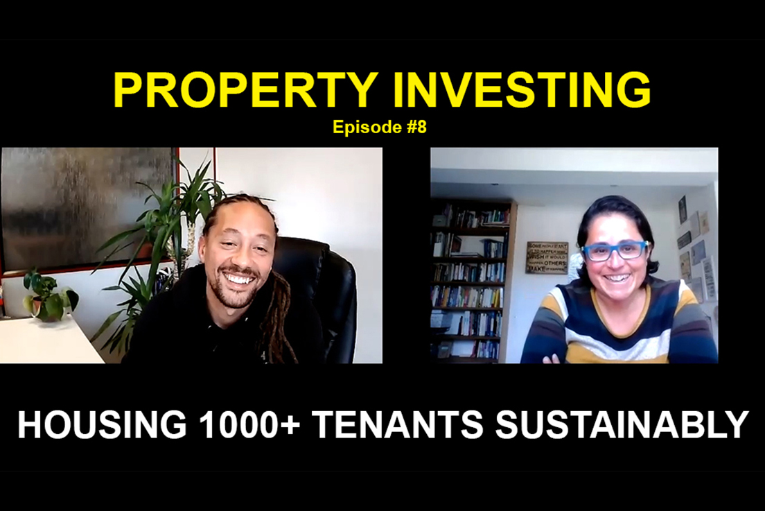 How to House 1000 Tenants Sustainably Conversation with a Property Investor – Raquel Queral