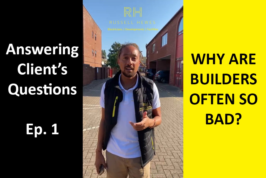 Why are builders often so bad? The truth about construction
